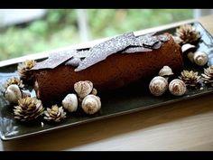Beth's Buche de Noel Recipe (How to Make a Christmas Yulelog) | ENTERTAINING WITH BETH - YouTube