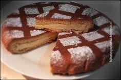Babettes gæstebud.: Creamy orange ricotta tart