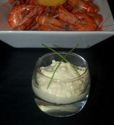 La sauce mayonnaise sans huile : là, c'esr sûr, pas de kilo en trop !