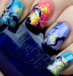 Summer Nail Art Designs and Colors (2)