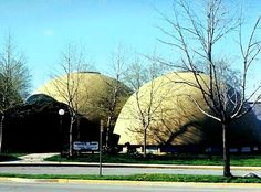 Shakesville: architecture for a former women's clinique in Indiana complete with round windows in appropriate places.