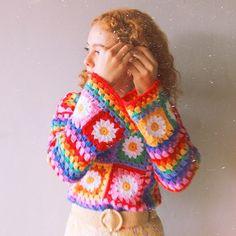 Cute Crochet, Crochet Crafts, Crochet Projects, Knit Crochet, Crochet Geek, Beginner Crochet, Easy Crochet, Crochet Bikini, Crochet Clothes