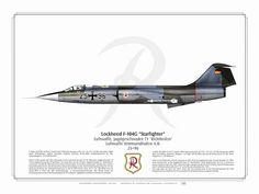 F-104G-25+96    GERMAN AIR FORCE . LUFTWAFFE    F-104G Starfighter