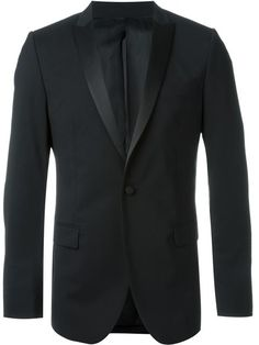 MSGM Single Button Blazer. #msgm #cloth #blazer