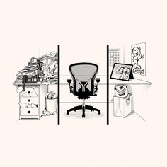 WHAT YOUR DESK SAYS ABOUT YOU - Some men see their workstation as a trophy cabinet, others are lucky if they can see it at all.