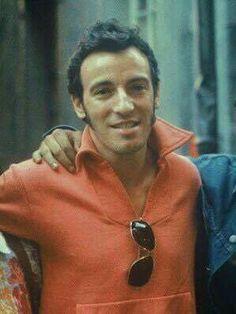 Bruce Springsteen in 1981.