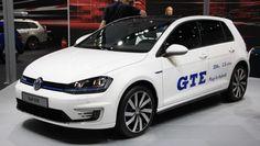 Samochód hybrydowy Volkswagen Golf GTE