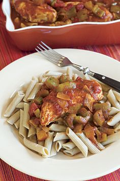Chicken Creole   Food Hero - Healthy Recipes that are Fast, Fun and Inexpensive