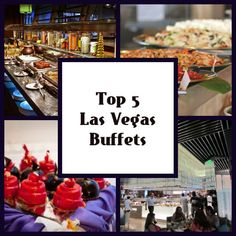 Top-Five Las Vegas Buffets Best Places To Eat, Places To Travel, Las Vegas Buffet, Las Vegas Vacation, All I Ever Wanted, Travel Usa, Travel Trip, Las Vegas Nevada, Travel Tips
