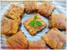 ΜΕΛΙΤΖΑΝΟΠΙΤΑ ΜΕ ΚΙΜΑ ΚΑΙ ΜΕ ΑΛΕΥΡΙ ΖΕΑΣ - Νόστιμες συνταγές της Γωγώς!