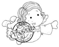 The Rubber Buggy  - Magnolia Stamp - FLYING ANGEL TILDA Rubber Stamp, $12.99 (http://www.therubberbuggy.com/magnolia-flying-angel-tilda-rubber-stamp/)
