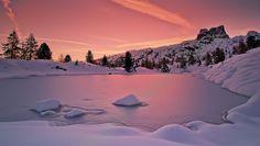 Unbelievable Snowy Landscape Photography | Abduzeedo Design Inspiration