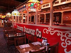 Inside The Old Spaghetti Factory - Toronto Spaghetti Factory, Nostalgia, Toronto Ontario Canada, I Am Canadian, Toronto Travel, Canada Travel, Places To Eat, British Columbia, Restaurant Bar