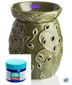Cold and cough season is upon us!  All you need to do is just add a tablespoon of Vicks and a tablespoon of water to your wax tart warmer. Use day or night! Breathe a bit easier!