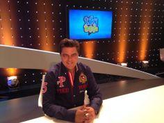 El periodista deportivo Joaquín Maroto, en el programa 'Tiki Taka', de Cuatro #periodismo #deporte #camisas