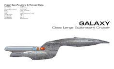 Star Trek Galaxy Class Starship - Bing Images