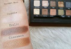 Cargo Vintage Palette review #review#palette#cargo#bblogger#beauty#eyes#