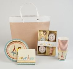 Animal Parade Party Pack To-Go