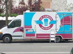 Phénomène: les food-trucks, une concurrence pour les restaurateurs traditionnels?