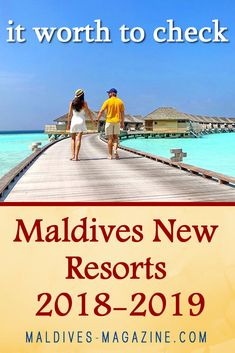 Maldives New Hotels A new hotel in the Maldives is always the best, innovative and most important is an affordable rates, deals and special offers. Our list of new resorts is regularly updated with new propeties, so watch for updates Luxury Beach Resorts, Small Luxury Hotels, Hotels And Resorts, Luxury Travel, Maldives Hotels, Visit Maldives, Polynesian Islands, Destin Beach, Spas