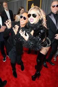 Lady Gaga at the 2017 Grammys | POPSUGAR Celebrity Photo 10