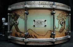 SJC Custom Drums and JAC'D have recently teamed up and brought some new hardware finishes to the table!