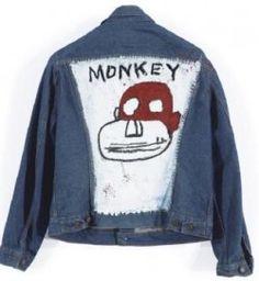Jean-Michel Basquiat - Untitled (Monkey), 1986