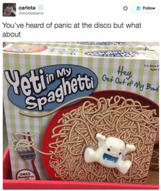 """""""You've heard of Panic! At The Disco, now get ready for Anxiety! In The Target Parking Lot."""""""