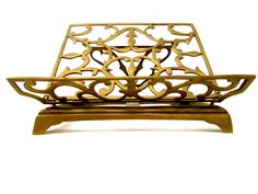 Vintage Solid Brass by ELECTRICmarigold on Etsy