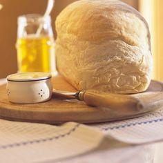 Bread Machine Recipes, Bread Recipes, Cooking Recipes, Homemade White Bread, Ricardo Recipe, Chicken Marinade Recipes, Bisquick Recipes, Bon Appetit, Baked Goods