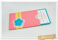 Christina's Bridal Shower Invitations » The Sunset House – Papercrafts, Photography, and Recipes for Life