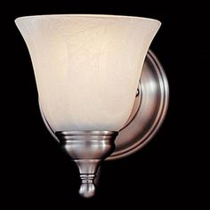 Feiss Bristol Bathroom Wall Sconce - 5W in. Pewter - VS6701-PW
