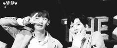 EXO | BAEKHYUN and CHANYEOL
