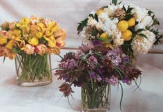 daily flower arrangements
