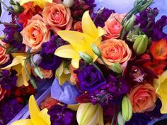 Occasional bloom: the event florist Calgary, Alberta Www.Occasional  bloom.com