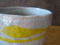 Wabi sabi Chawan Raku japanische Teeschale bol de thé japanese tea bowl Mizusashi Yuzamashi Teezeremonie Hobin Matcha Holzbrand Rakuofen ceramics