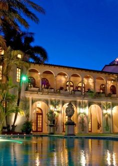 Designer Gianni Versace Celebrity Home: History