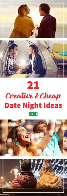 Dazzle your partner for free with these creative and cheap date night ideas.
