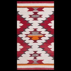 #antique #Navajo #rug. Stock Id: #21421 General Rug Type:      American Specific Rug Type:      Navajo Circa: 1920 Color: Ivory Origin: USA Width: 1' 6'' ( 45.7 cm ) Length: 2' 9'' ( 83.8 cm )