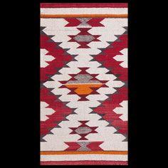#antique #Navajo #rug. Stock Id: #21421 General Rug Type:      American Specific Rug Type:      Navajo Circa: 1920 Color: Ivory Origin: USA Width: 1' 6'' ( 45.7 cm ) Length: 2' 9'' ( 83.8 cm )