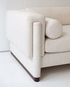 Detail shot of our new Howard Sofa