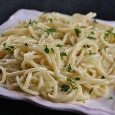 Rich Pasta for the Poor Kitchen - Allrecipes.com