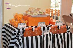 Basketball Birthday Party | partylikepaula.com