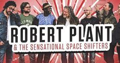 Legendary musicians Robert Plant and the sensational space  @robertplantofficial and the Sonics hit the stage at St. Augustine Amphitheater.@sjcvenues #staugustine by ignitemusicmag
