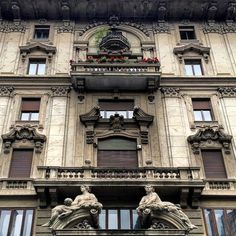 I  Milano #milano #iphonography #lookup #facade #art #picture #thebest_windowsdoors #snapshot #light #beautiful #instagood #sculpture #photooftheday #flowers #all_shots #exposure #composition #focus #capture #moment #details #urban #mymilano #landscape #architecture #explore #streetphotography #igersmilano #milaninsight #milanodavedere by lamargheee