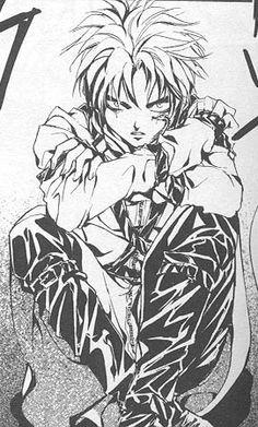 Michael #anime #animeotaku #otaku #anime art #otakue art #animemanga #manga #angelsanctuary #kaoriyuki #setsuna #setsunamudo #saramudo #angel_sanctuary