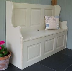 Large Monks Bench £498