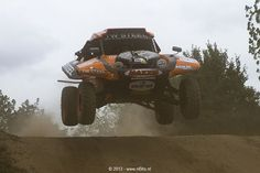 Jumping Tim @ 4WD Festival in Oss