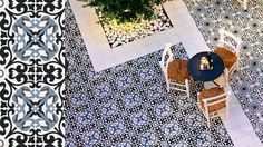 Modern and traditional encaustic cement tiles factory Mosaic Del Sur, Picnic Blanket, Outdoor Blanket, Tile Showroom, Tile Manufacturers, Coffee Shop Design, Tiles, Milano, House Styles