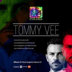 Toomy Vee Room26 Roma - LISTA SUPERMAN